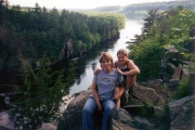 Taylors Falls with Mom (2002)