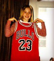 Krista Michael Jordan jersey for B.D.