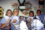 Kelley, Krista, Debbie and Megan (2002)