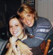 Debbie with Krista (2003)