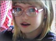 Nikki at 7 years old