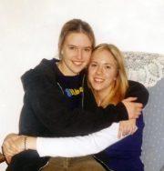 Nikki and Bree on Christmas (2002)