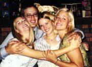 Bree, Joey, Nikki, and Krista (2002)