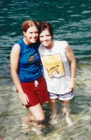 9th grade Nikki & Angie