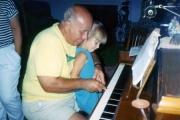 Piano with Papa (1990)