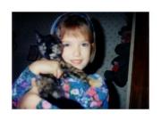 """""""Baby"""" - 1st cat (1993)"""