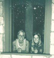 Krista & Nikki in Florida (2003)