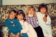 The Famous Four (Nikki, Jenna, Krista, Joanna)