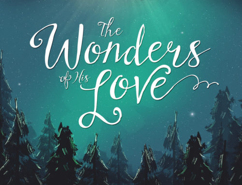 December Perspective | The Wonders of His Love